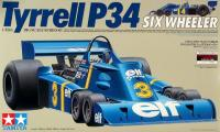 1:12 Tyrrell P34 Six Wheeler - 12036 (2017 Re-Issue)