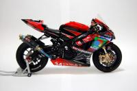 1:12 Yoshimura Suzuki GSX-R1000 Suzuka 8 hours winner Full Detail Multi-Media Model Kit