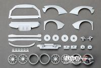 1:18 LB Performance Lamborghini Huracan Wide Body Kit (for Autoart)