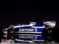 1:20 Brabham BT52B '83 European GP