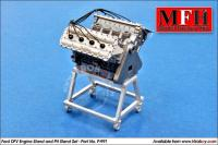 1:20 Ford DFV Engine Stand and Pit Stand Set - P991