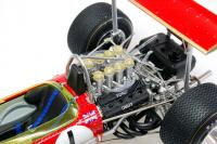 1:20 Lotus 49B '68 Low Wing  Full detail Multi-Media Model Kit