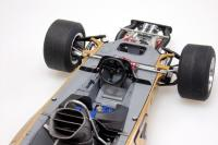 1:20 Lotus 56B Italian GP  Full detail Multi-Media Model Kit