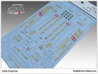 1:20 Lotus 79 Full Sponsor Decals (Tamiya) - EJP833