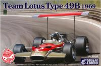 1:20 Lotus Type 49B (Lotus 49B) by Ebbro
