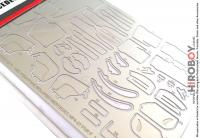1:20 McLaren MP4/27 Photoetch Detail-Up Set for Fujimi