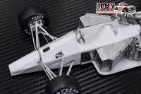 1:20 McLaren MP4/4 Ver.A : Early Type 1988 Rd.2 San Marino GP / Rd.4 Mexican GP / Rd.5 Canadian GP / Rd.7 French GP #11 A.Prost / #12 A.Senna