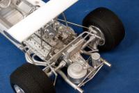 1:20 Mclaren M7A ver.C '68 Canadian GP  Full detail Multi-Media Model Kit