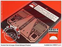 1:20 Mclaren MP4/13 Photoetched Detail Set #8116