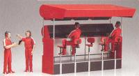 1:20 Pit Crew Pitwall Stand (Set C)