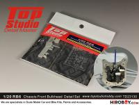 1:20 Red Bull RB6 Bulkhead Detail Up Set