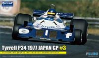 1:20 Tyrrell P34 1977 Japan GP #3 (Peterson) (GP34)