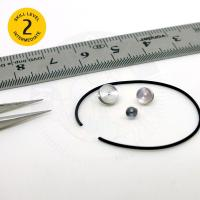 1:24/1:25 Billet Aluminium Pulley Set #1  - 3 Pulleys