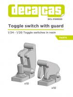 1:24 -1:20 Toggle Switch with Guard