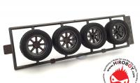 "1:24 15"" RS Watanabe Wheels and Tyres"