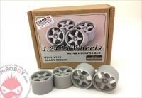 "1:24 18"" Work Meister S1R Wheels"