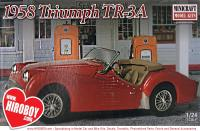 1:24 1958 Triumph TR-3A Model Kit