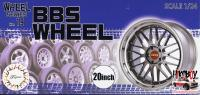 "1:24 19"" BBS Wheels and Tyres (#19)"