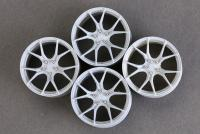 "1:24 18"" Vorsteiner FF-103 Resin Wheels"