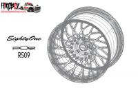 "1:24 19"" PUR Wheels RS09 Wheels and Tyres"