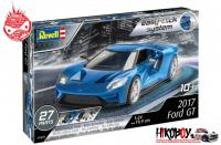 1:24 2017 Ford GT ' Easy Click ' Car Model Kit