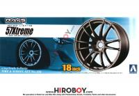 "1:24 18"" 57 Extreme (Gram Lights) G07EX Wheels and Tyres"