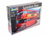1:24 AEC Routemaster London Bus