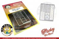 1:24 Air Conditioning Grilles
