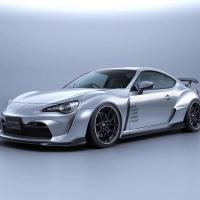 1:24 Artisan Spirits FT86 , GT86, BRZ Wide Body kit