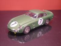 1:24 Aston Martin DP214 '63LM #7 #8 Multi-Media Model Kit
