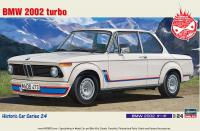 1:24 BMW 2002 Turbo Model Kit