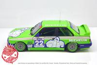 1:24 BMW M3 E30 Team Alpina - DTM 1988 Decals