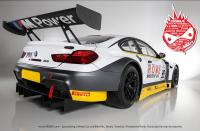 1:24 BMW M6 GT3 ROWE Racing Team Model Kit by Platz