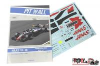 1:24 Haas VF-18 Decals