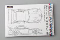 1:24 BMW Z4 GT3 Photoetched Detail up Set for Fujimi Photoetched+Metal