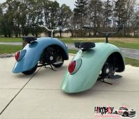1:24 Beetle Scooters (Resin Kit)