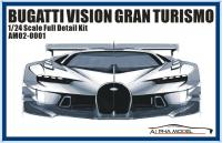 1:24 Bugatti Vision Gran Turismo - VGT Full Resin Model kit