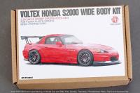 1:24 Voltex Honda S2000 Transkit (Resin+PE+Metal parts)