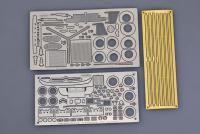 1:24 Citroen DS3 WRC '12 Photoetched Detailing Set (Heller)