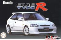 1:24 Civic Type R (EK9) Early Type