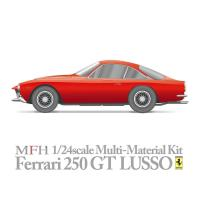 1:24 Ferrari 250 GT Lusso - Multi-Media Kit