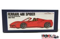1:24 Ferrari 488 Spider - Full Resin Model kit