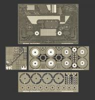 1:24 Ferrari Enzo Photoetched Detail Set #8009