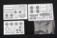 1:24 Nissan Skyline GT-R (R32) Nismo Custom - Detail up Set - (PE and Resin) (Tamiya)
