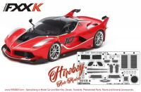 1:24 Ferrari FXX K Photo Etched Parts Set - 12668