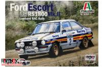 1:24 Ford Escort MKII RS1800 - Lombard RAC Rally 1981
