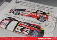 "1:24 Ford Fiesta RS WRC ""Jipocar"" M.Prokop - Monte Carlo 2012 - Decals for Belkits"
