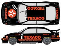 1:24 Ford Sierra RS500 Texaco 1988  Decals (Tamiya)