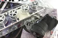 "1:24 18"" Nismo LM GT4 Wheels and Tyres"