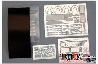 1:24 Honda Civic Type-R EK9 For Fujimi (039985) (PE+Resin)